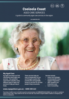 Cooloola Coast Aged Care Services