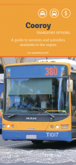 Cooroy transport options