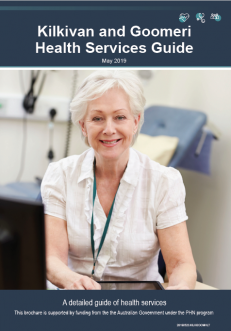 Kilkivan and Goomeri Health Services Guide
