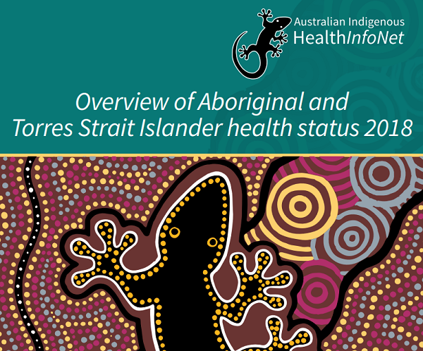 Overview of Aboriginal and Torres Strait Islander health cover page